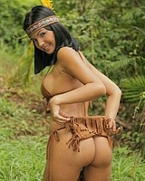 Naked Teen Native American