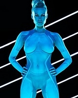 Tron Girls