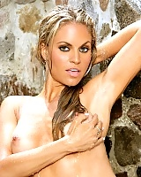 Kelly Hargraves from Playboys Sexy Wives really loves the water. In fact anything to do with a river  lake or an ocean and you will find Kelly Hargrav