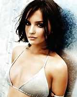 Beautiful Rachel Leigh Cook wearing skimpy bikinis and sexy gowns