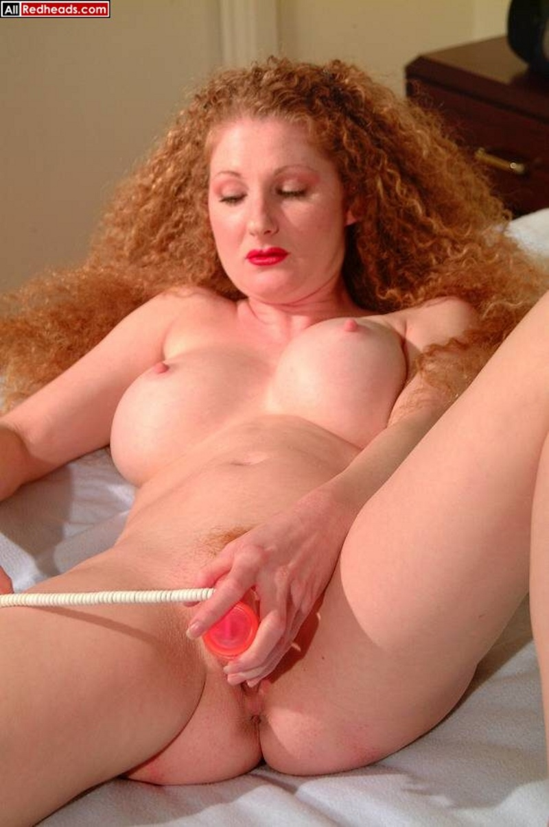 Annie Body Red Head Nude 8