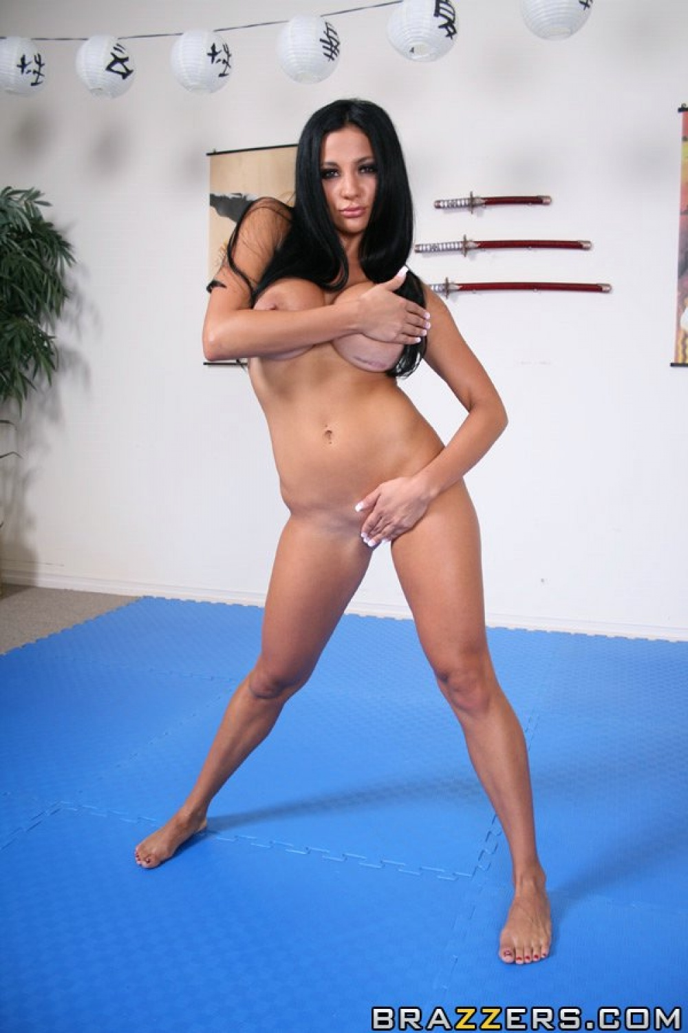 Excited too Audrey bitoni big tits in sports join. All